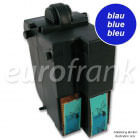 eurofrank ink cartridge blue for Frama Matrix F8 Affrancaposta Italy franking machine