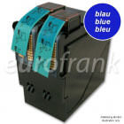 eurofrank ink cartridge blue for Neopost IS-330, IS-350 Affrancaposta Italy franking machine