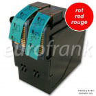 eurofrank ink cartridge red for Neopost IS-330, IS-350 Italy franking machine